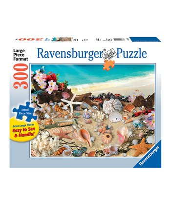 Sea Shell Seashore Puzzle