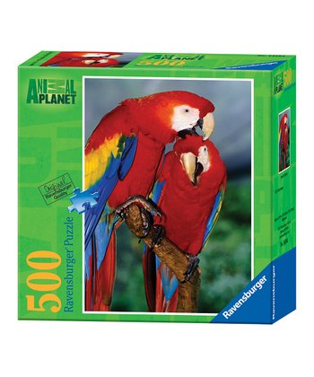 Animal Planet Scarlet Macaw Puzzle