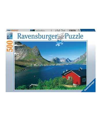Norwegian Fishing Village Puzzle