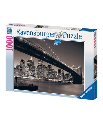 Manhattan & Brooklyn Bridge Puzzle