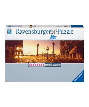Saint Mark Square Venice Puzzle