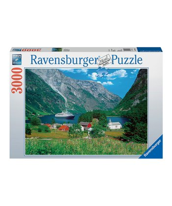 Fascinating Norway Puzzle