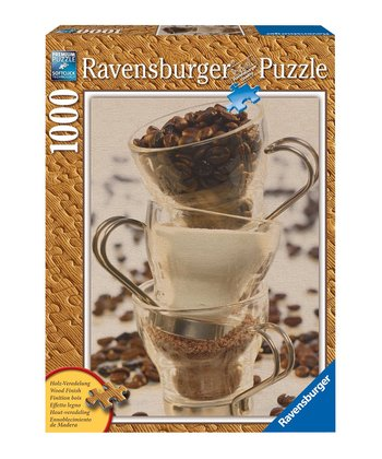 Coffee Ingredients Puzzle