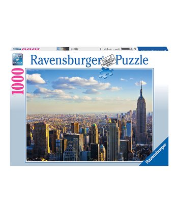 Manhattan in the Morning Puzzle
