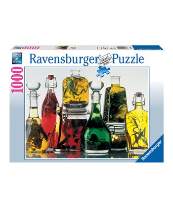 Herbal Oil Collection Puzzle