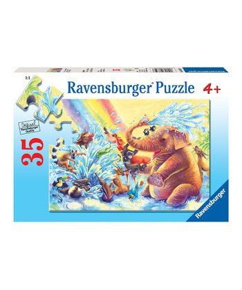 Fun at the Waterhole Puzzle