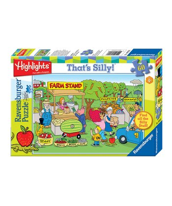 Highlights Farm Stand Puzzle