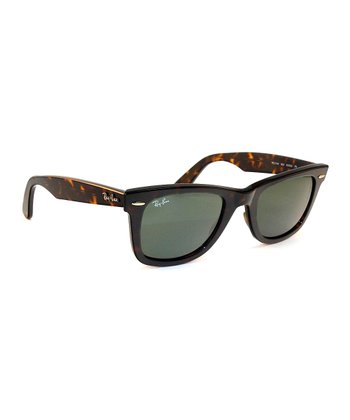 Tortoise 50-mm Original Wayfarer Sunglasses