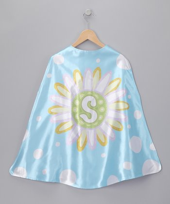 Flower Power Initial Cape