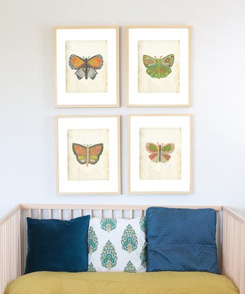 Butterfly Collection Print Set