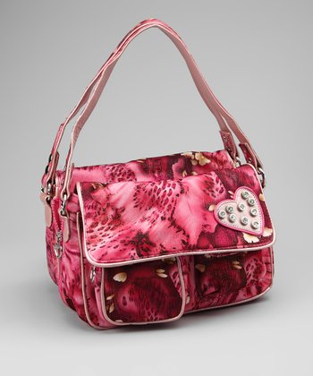 Pink Matrix Signature 2-in-1 Friendship Bag