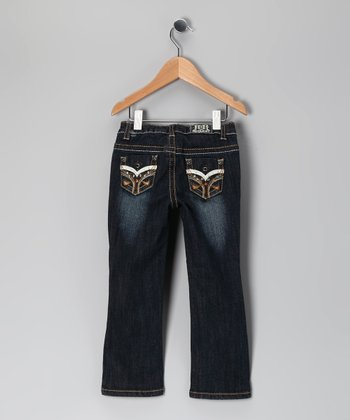 Blue Cottonwood Jeans - Toddler & Girls