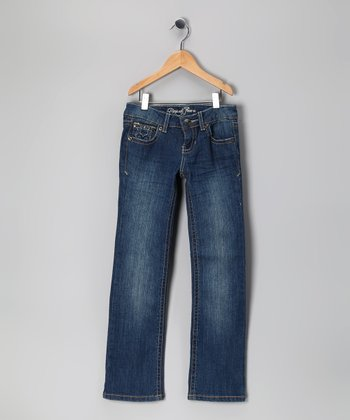 Blue Serenade Jeans - Girls