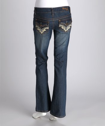 Request Jeans Liverpool Athletic Fit Bootcut Jeans