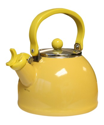 Lemon 2.2-Qt. Whistling Teakettle