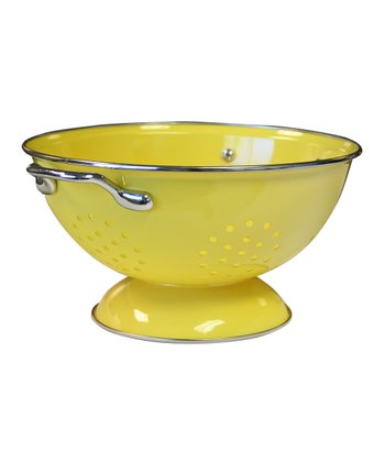 Lemon 3-Qt. Colander
