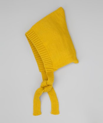 Mustard Yellow Stella Bonnet