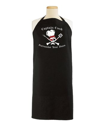 'Captain Cook' Apron - Adult