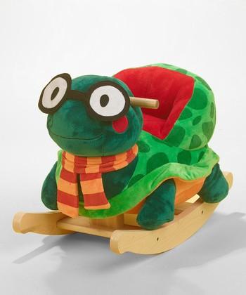 Sheldon the Turtle Rocker