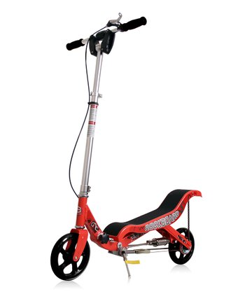 Red Original Scooter