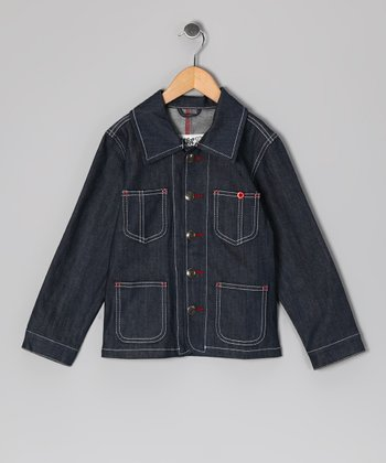 Raw Denim Michael Core Jacket - Infant, Toddler & Kids
