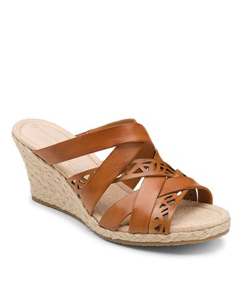 Sudan Brown Emily Wedge