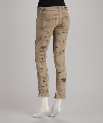 Rockstar Sushi Sand Crop Pocket Pants