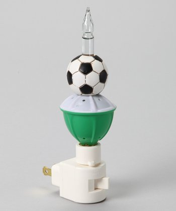 Soccer Ball Night-Light