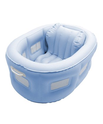 Blue 4-in-1 Bathinet