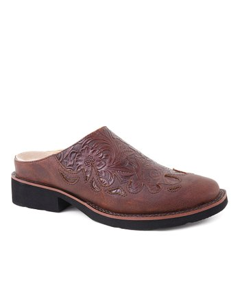 Brown Riderlite 2 Mule - Women