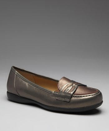 Metallic Madalyn Loafer