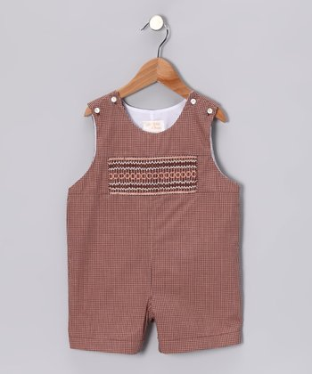 Brown English John Johns - Infant & Toddler