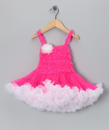 Pink Pageant Dress - Toddler & Girls