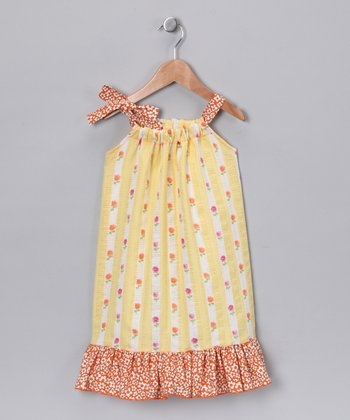 Sunshine Daisy Shift Dress - Infant