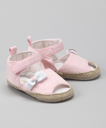 Light Pink Espadrille