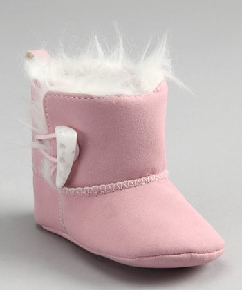 Pink Lady Pull-On Boot