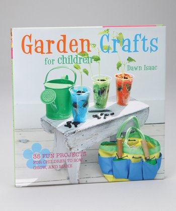 Garden Crafts for Children Hardcover