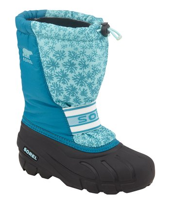 Clear Blue & Mariner Cub Boot - Kids