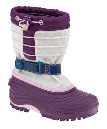 Gloxinia & Pink Lady Snow Trooper Boot