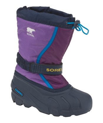 Hyacinth & Gloxinia Flurry TP Waterproof Boot