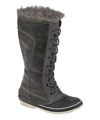 Pewter & Kettle Cate the Great Waterproof Boot - Women