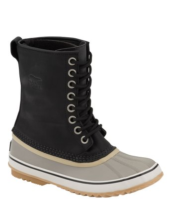 Black 1964 Premium LTR Waterproof Boot - Women