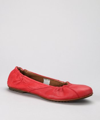 Burnt Henna Skimmer Flat - Women