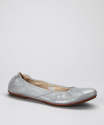 Grout Metallic Skimmer Flat - Women