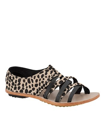Madder Brown Lake Sandal - Women