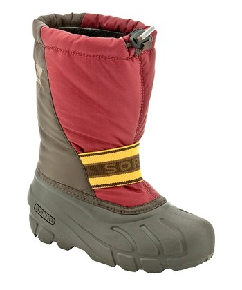 Jester Red Cub Boot - Kids