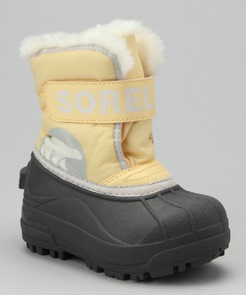 Cane & Winter White Snow Commander Waterproof Boot