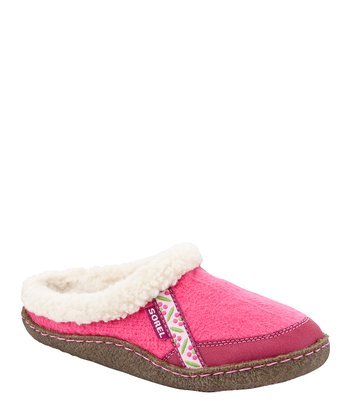 Very Pink & Tarte Felt Nakisa Slipper