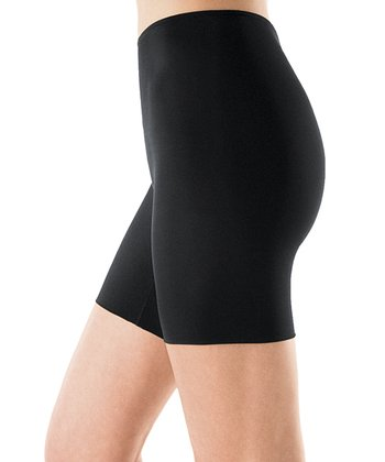 Hide & Sleek® Mid-Thigh Smoother Shorts - Black