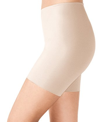 Hide & Sleek® Mid-Thigh Smoother Shorts - Nude